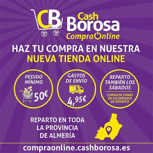 Cartel Cash Borosa compra online